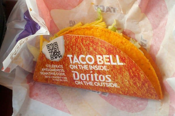 Angel Pagan Steals a base and gets everyone Free Taco Bell Tacos!