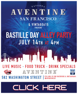 San Francisco Bastille Day Party