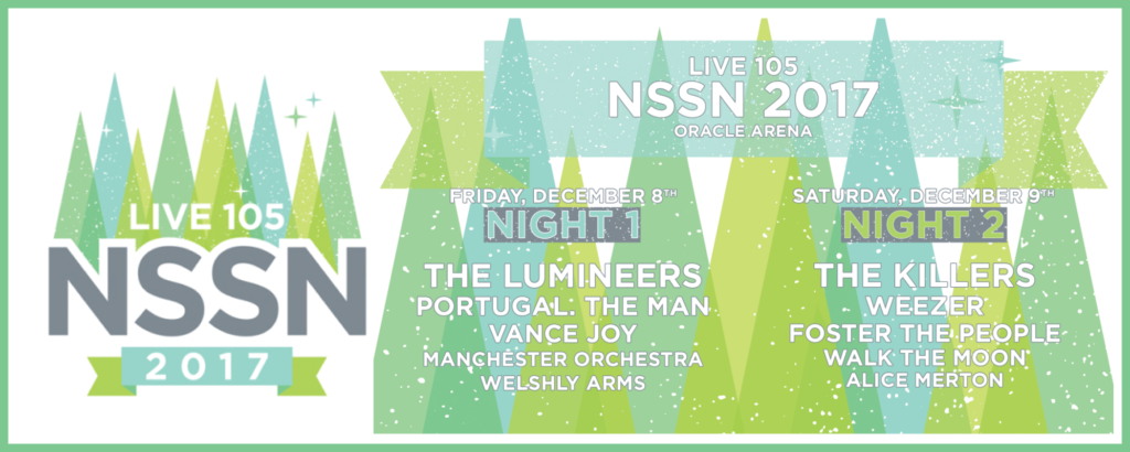 Not So Silent Night Lineup Announcement 2017