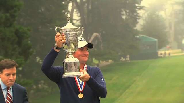 2012 US Open winner