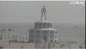 Burning Man Webcast