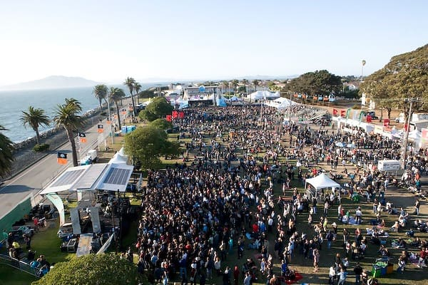 Treasure Island Music Festival Lineup and Set Times