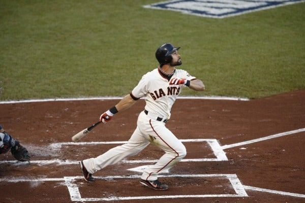 Angel Pagan signs $40 Million, 4 year deal with the San francisco Giants