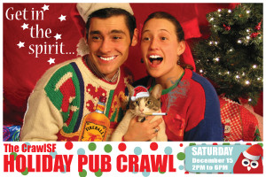 Holiday Pub Crawl San Francisco