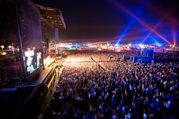 CONTEST: Can you guess the Coachella Lineup?
