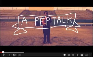 Kid President video pep talk
