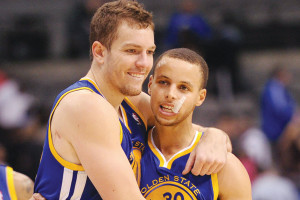 David Lee NBA All Star Game Golden State Warriors