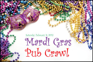 San Francisco Pub Crawl Mardi Gras