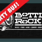 Bottle Rock Party Bus