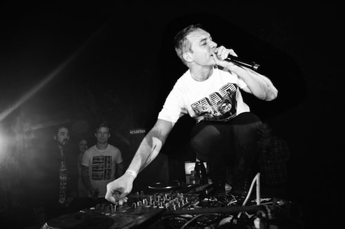 Diplo to perform Subsonic Tent at BFD