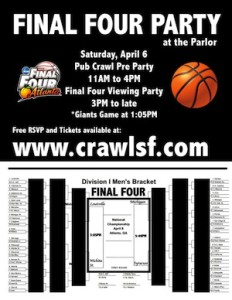 Best Sports Bars San Francisco The Parlor Final Four