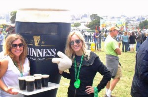 San Francisco Oyster and Music Festival Guiness