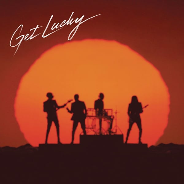 Daft Punk New Song Get Lucky