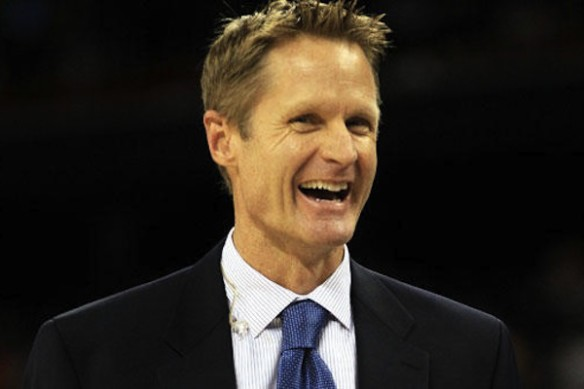 Warriors New Head Coach is Steve Kerr