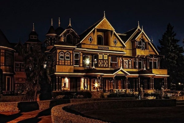 Celebrate the Spirit of Christmas at Winchester Mystery House