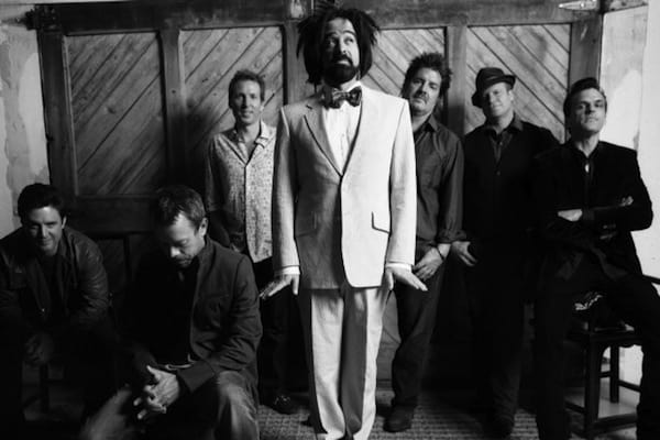 Counting Crows Concord Pavilion