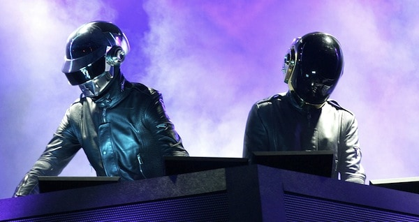 Daft Punk Added to Coachella Lineup for 2015