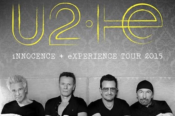U2 San Jose Party Bus