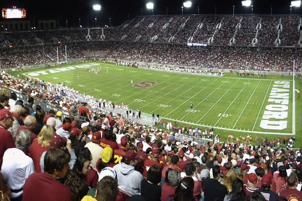 Stanford Football: Discounted Tickets