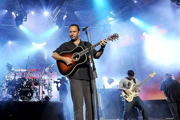 Super Bowl 50 Show: Dave Matthews Band Party Bus to Pier 70