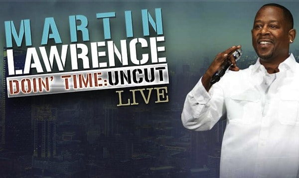 Martin Lawrence at Paramount Theater