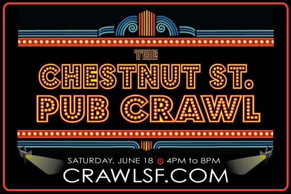 Chestnut Street Pub Crawl SF
