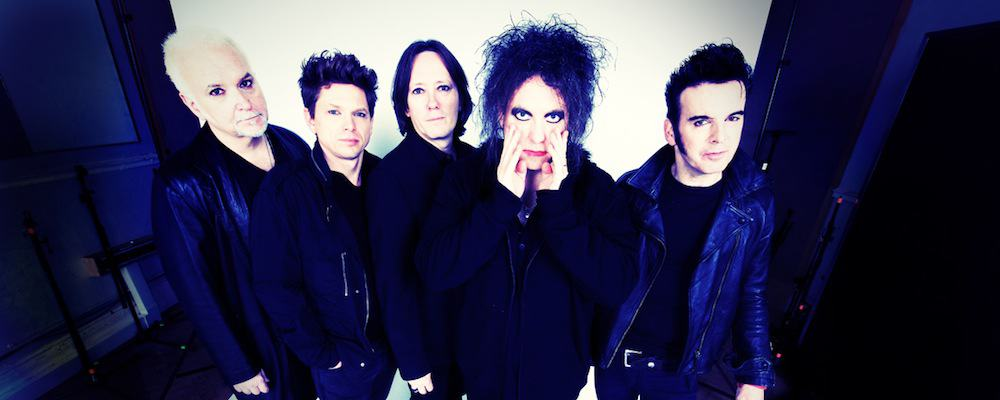 The Cure Party Bus to Shoreline Amphitheater