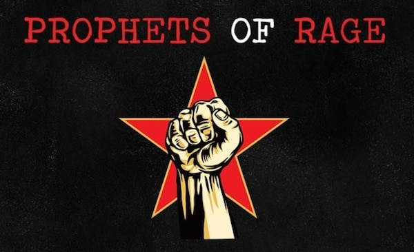 Prophets Of Rage Shoreline Amphitheater
