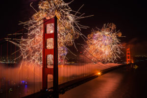 Best Fireworks San Francisco