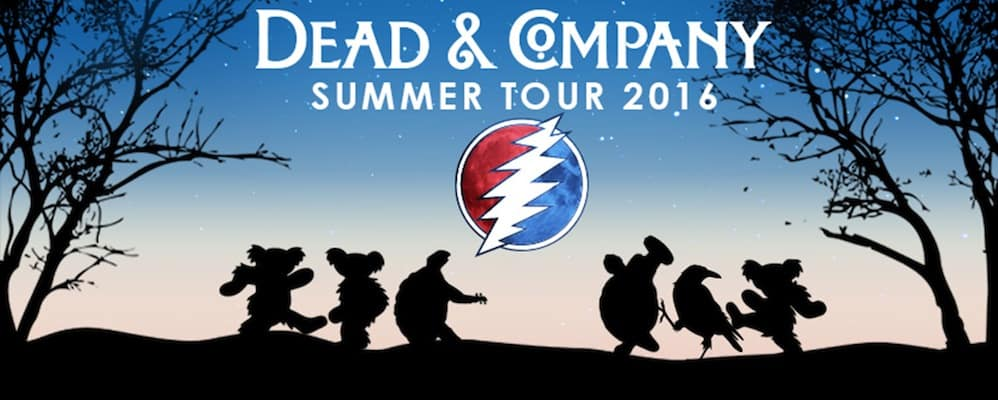 Dead & Company Party Bus (Marin)