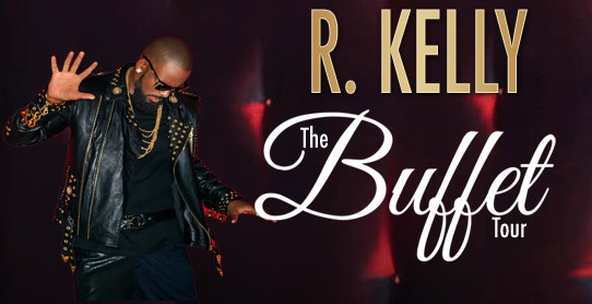 R Kelly Oracle Arena Tickets