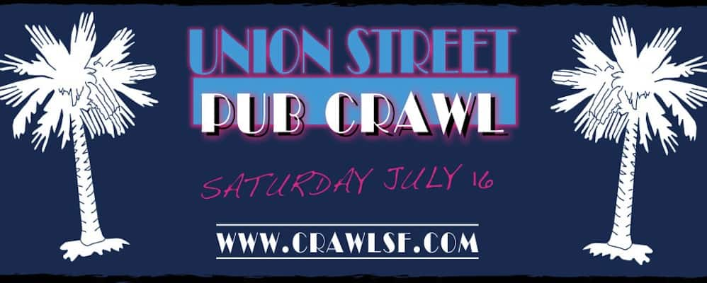 The 13th Annual Union Street Pub Crawl
