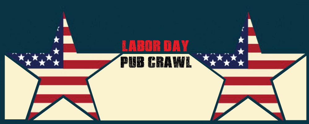San Francisco Labor Day Pub Crawl