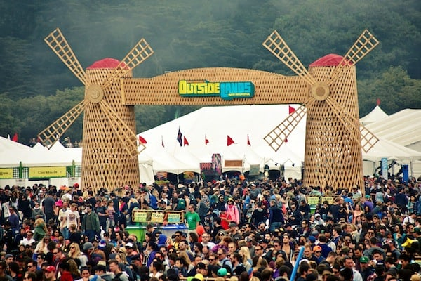 Outside Lands 2016 Guide: After Parties, Set Times, Party Bus, Food, Drink & More