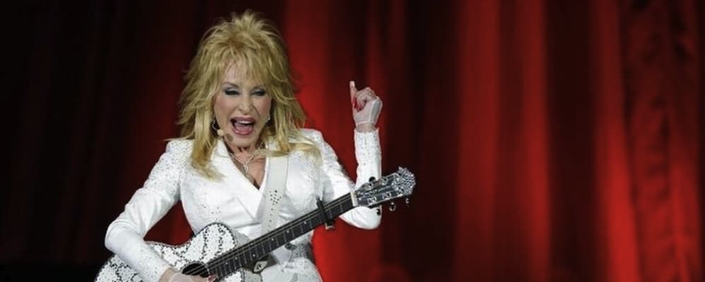 Dolly Parton at Shoreline Amphitheater