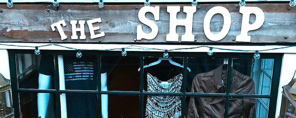 The Shop SF Closing Sale