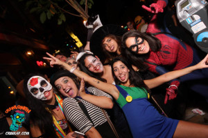 Halloween Pub Crawl in San Francisco