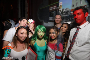 San Francisco Halloween Bar Crawl