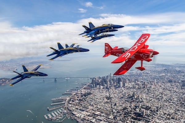 Fleet Week San Francisco Schedule