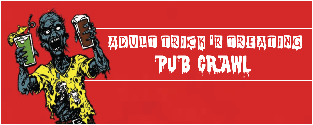 San Francisco Halloween: Adult Trick 'r Treating Pub Crawl