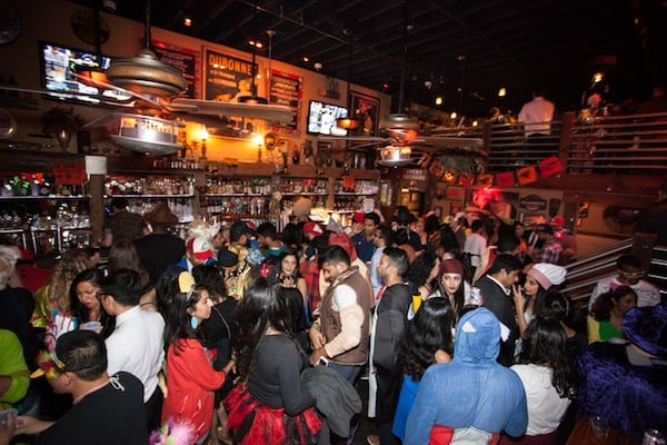 Best Halloween Pub Crawl San Francisco
