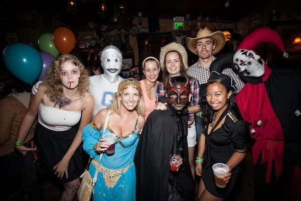 San Francisco Halloween Pub Crawl