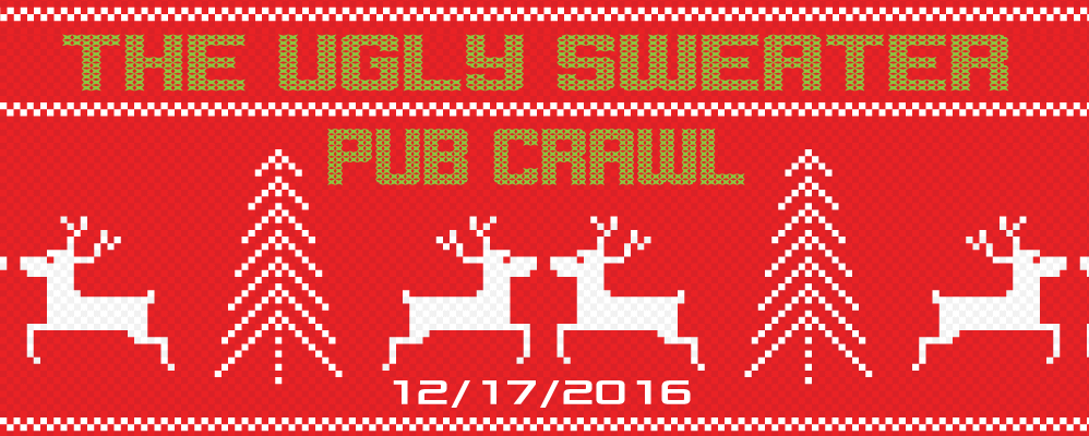 SweaterCon: The San Francisco Ugly Sweater Pub Crawl