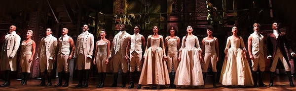 San Francisco $10 Hamilton Tickets