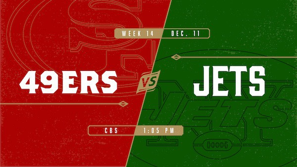 49ers vs Jets Discounted Tickets