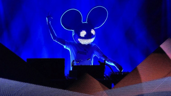Deadmau5 Fox Theater
