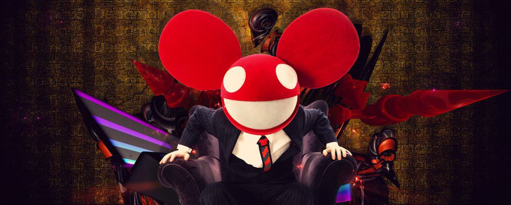 Deadmau5 is coming to the Bay Area – Pre-Sale Tickets Available Now.