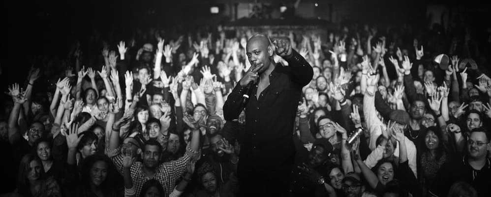 Dave Chappelle at Punchline San Francisco