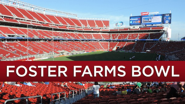 Tickets for Foster Farms Bowl at Levis Stadium