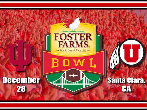 Foster Farms Bowl 2016 at Levis Stadium